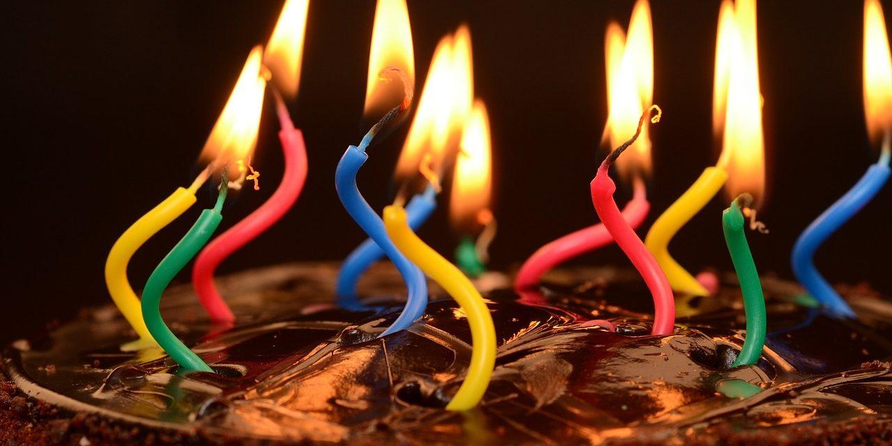 Birthday Cake Madness – Part 2