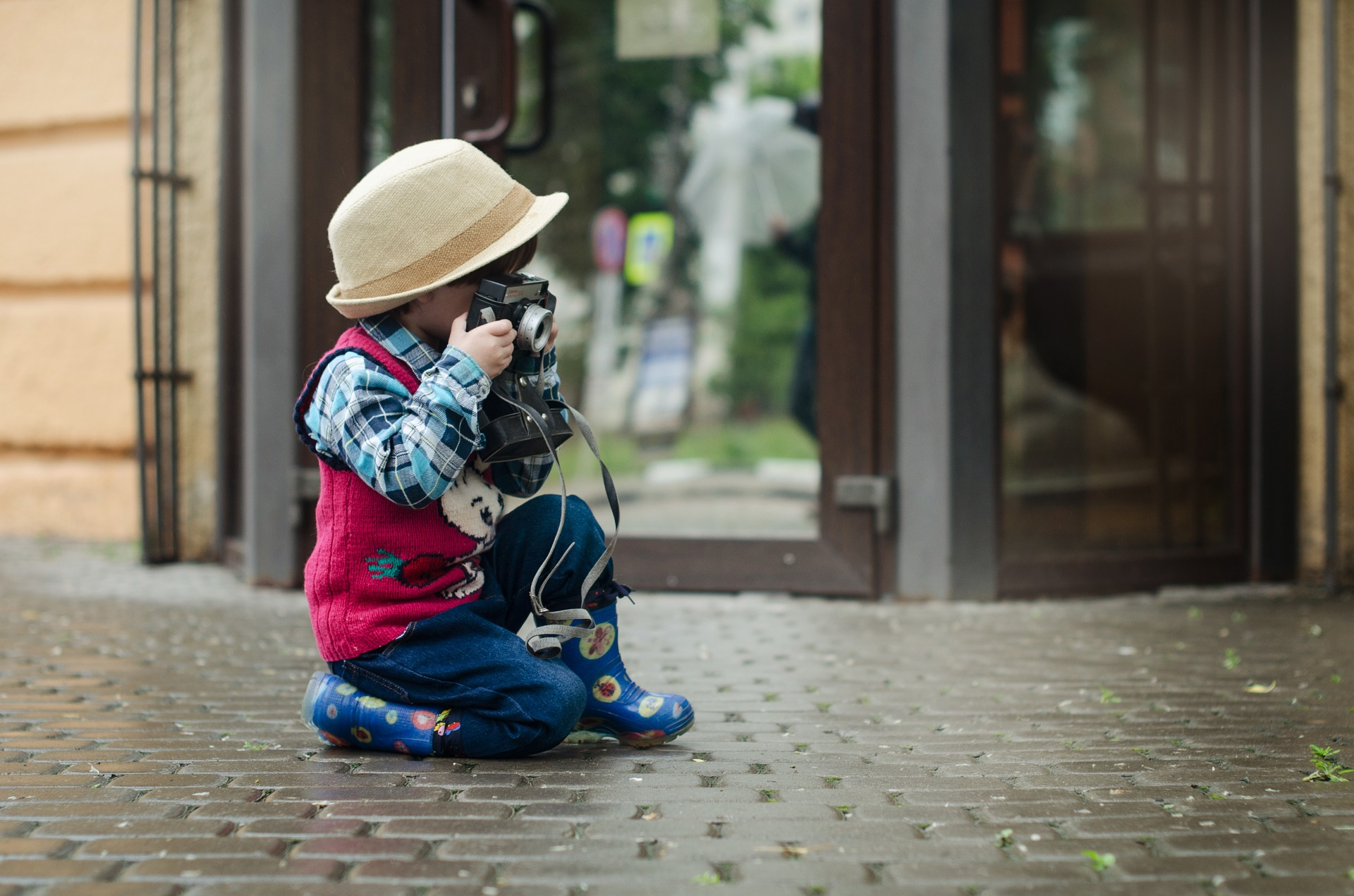 Camera Fun – Letting Kids Explore Their World With Photography