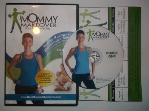 New Mommy Makeover For a Fit & Firmer You…Not Just for New Mommies!