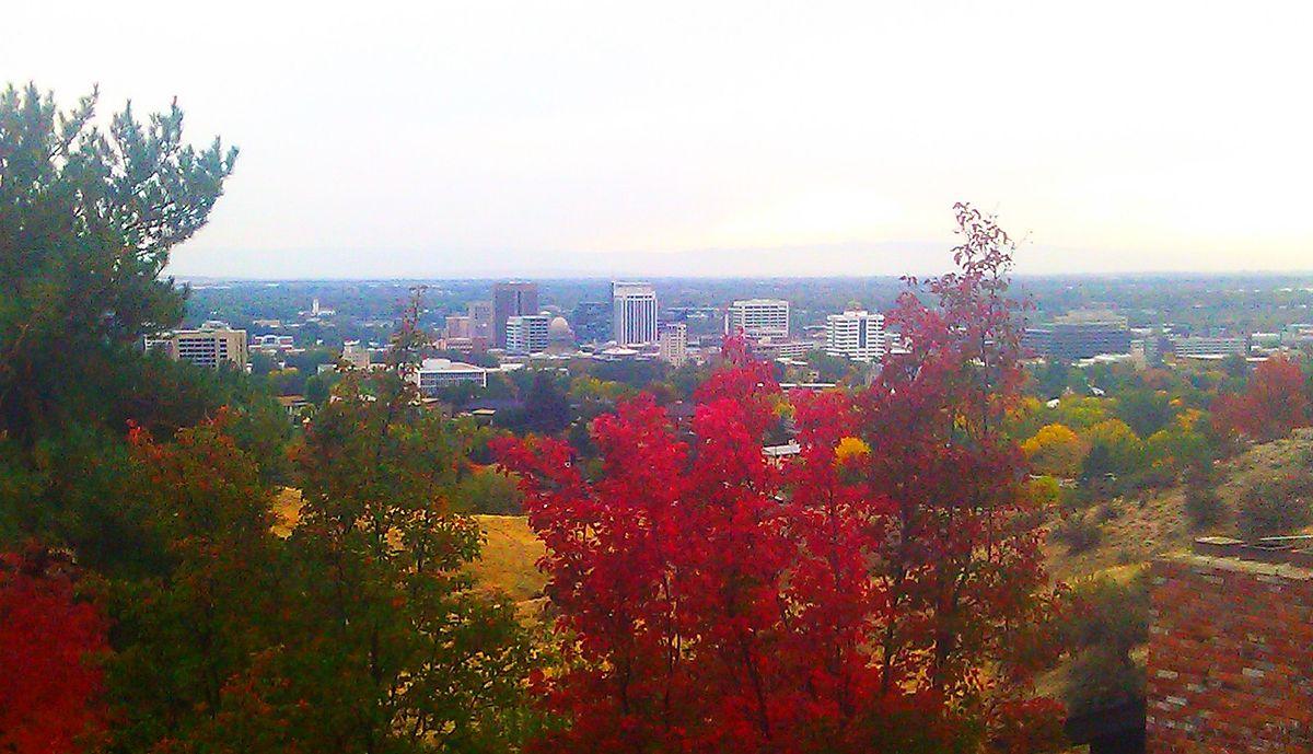 Northwest Getaway Destination: Boise, Idaho