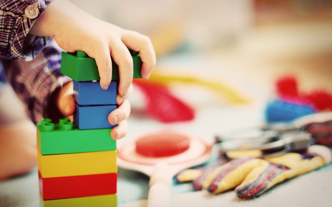 4 Tips for an Organized Playroom