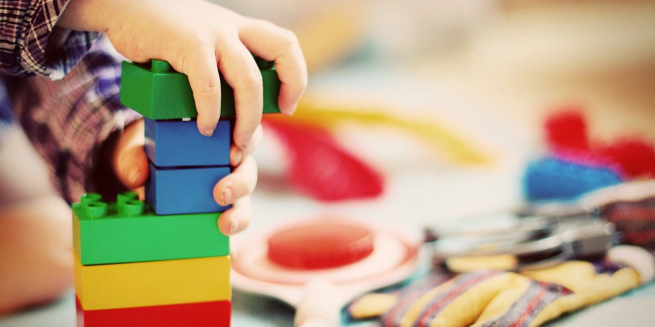 4 Tips for an Organized Playroom
