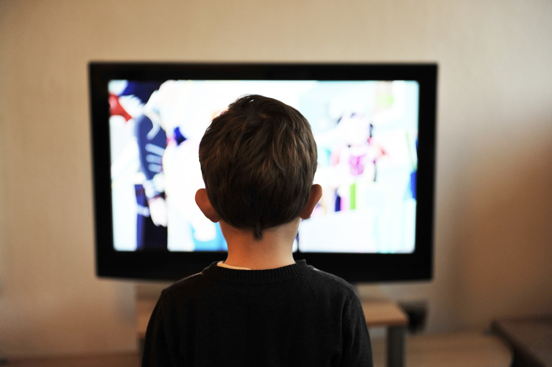 TV and Your Infant or Toddler