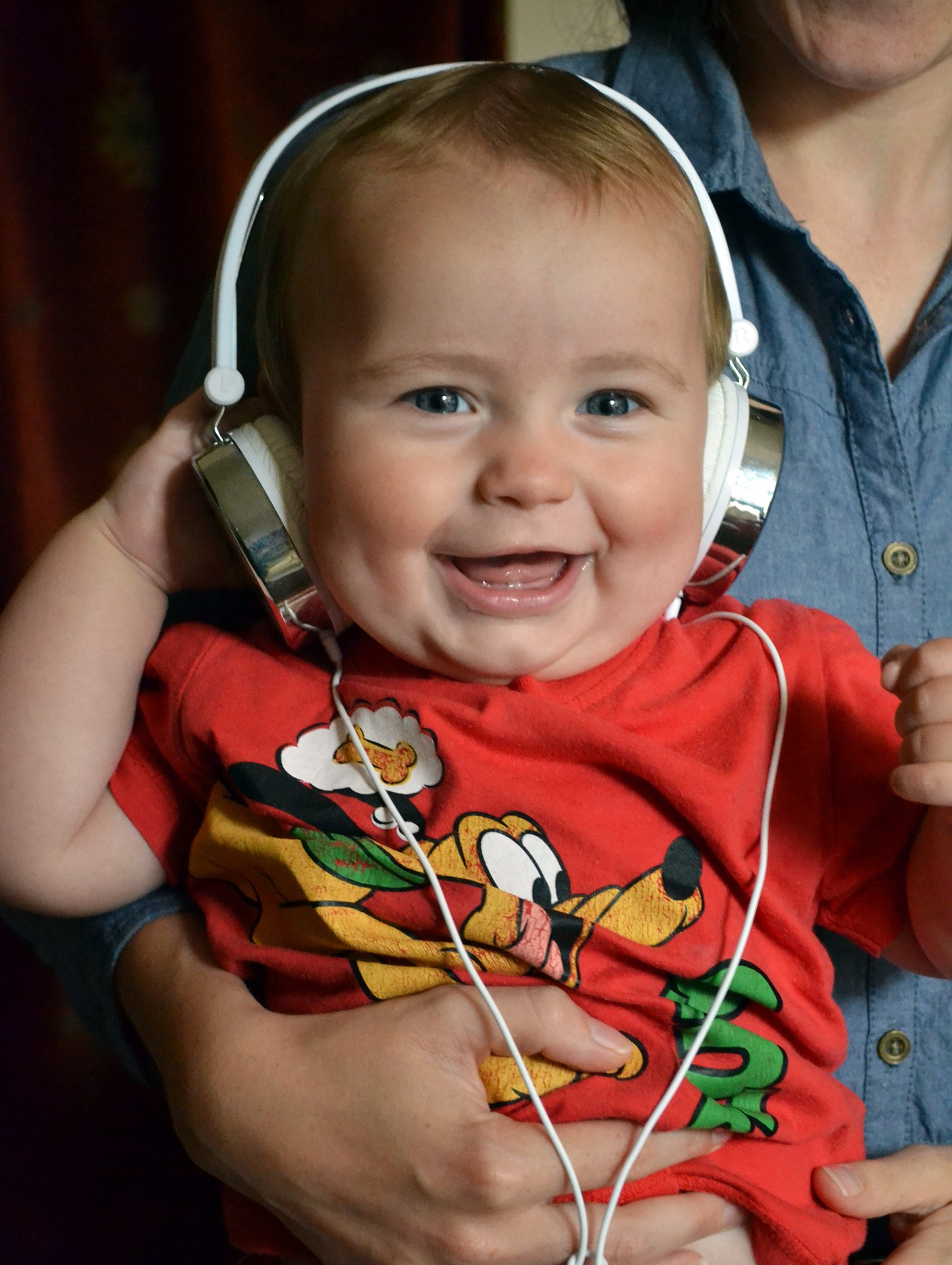 My Toddler is Addicted to Music on YouTube