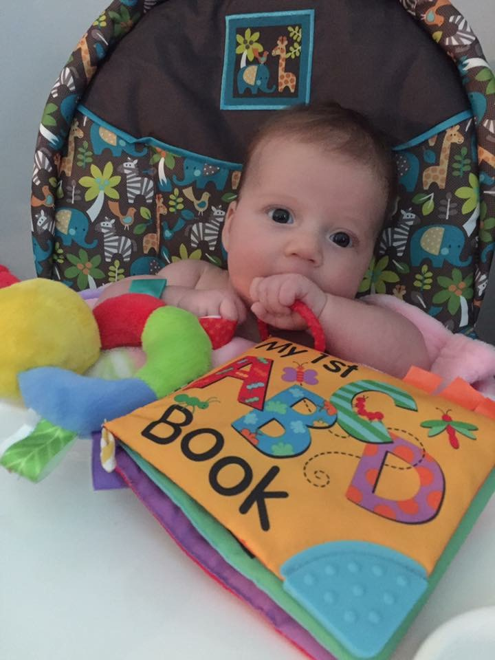 Reading to Your Infant