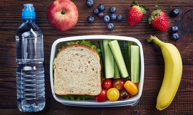 Back to School: Healthy Cold Lunches