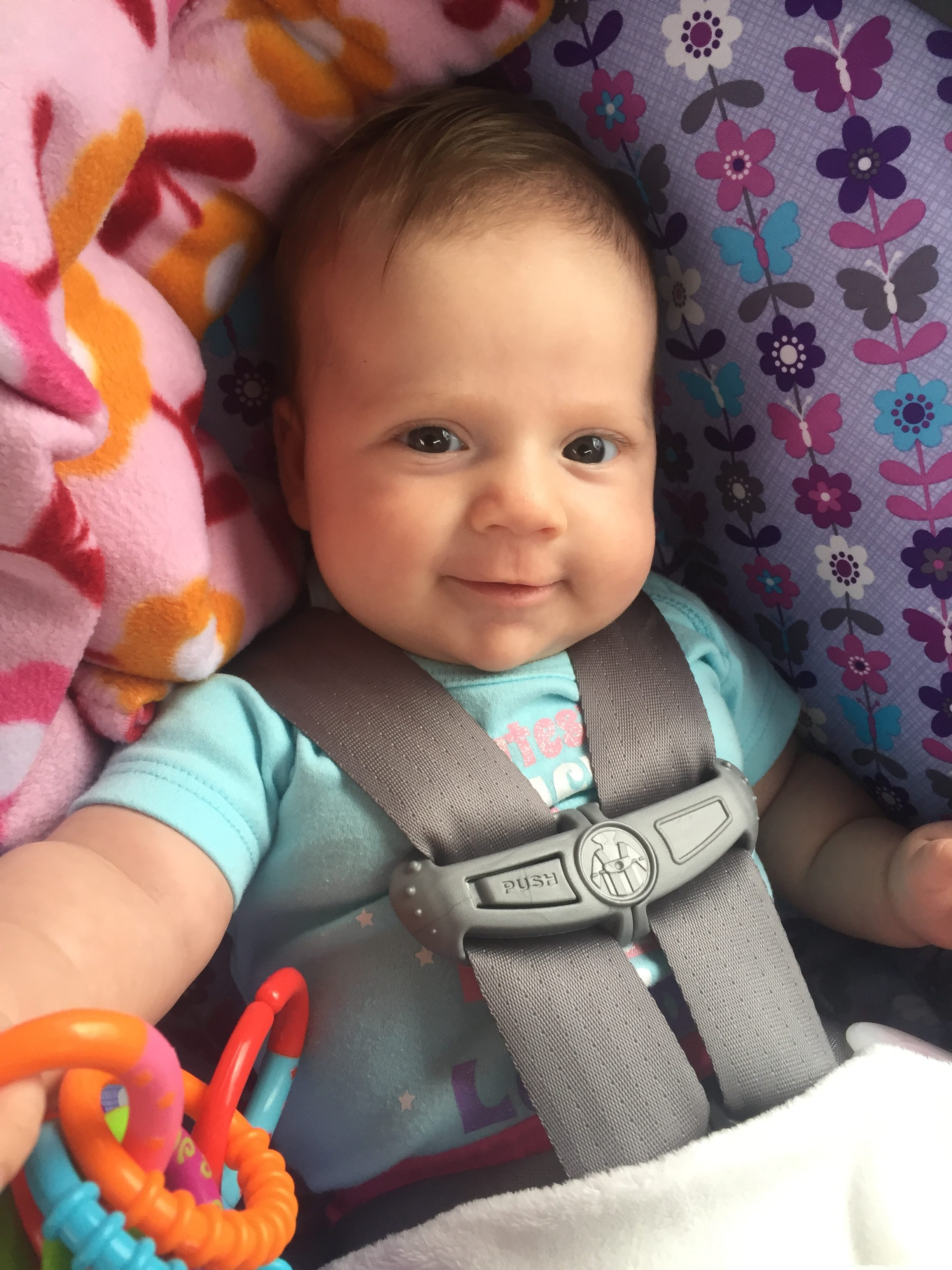 International Travel with an Infant Part 1: Getting There