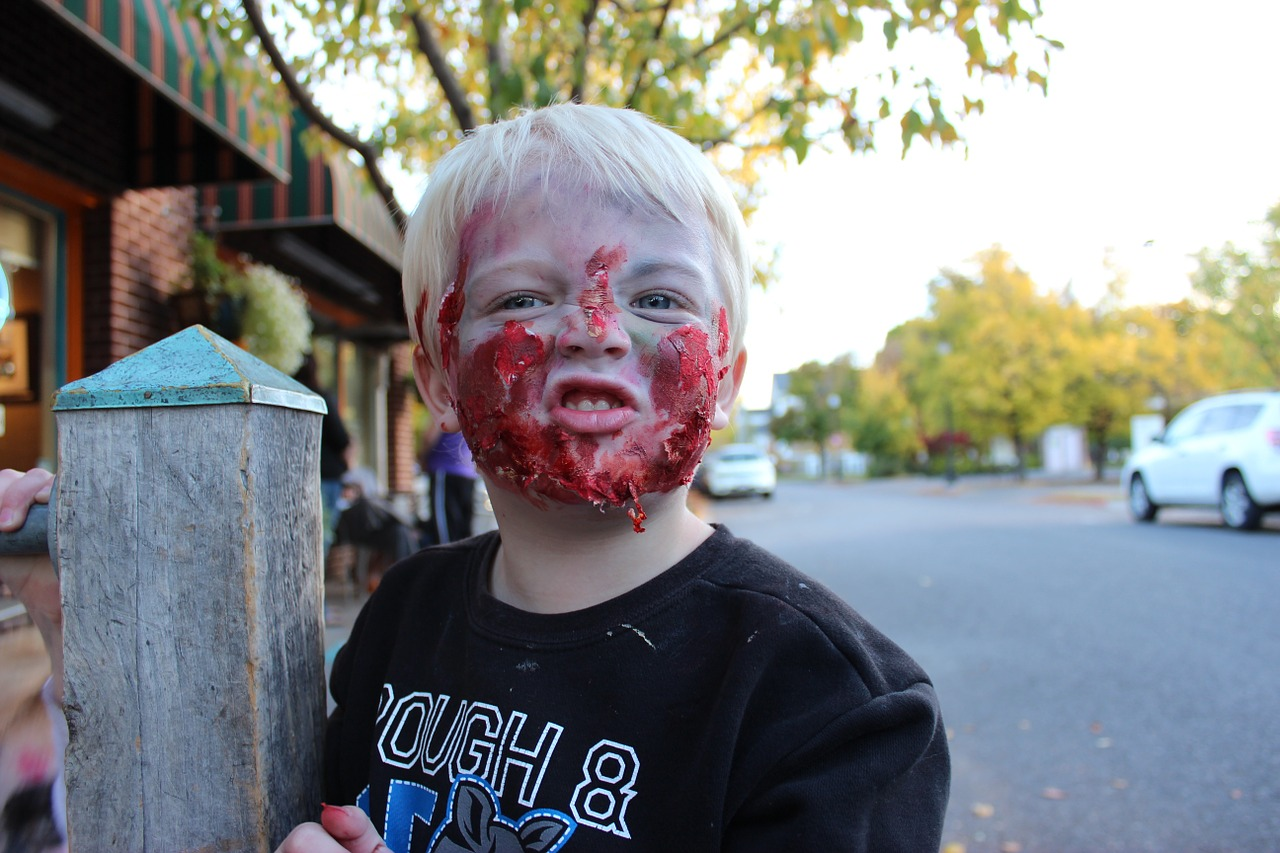 Will Halloween With My Toddler Be Terrifying?