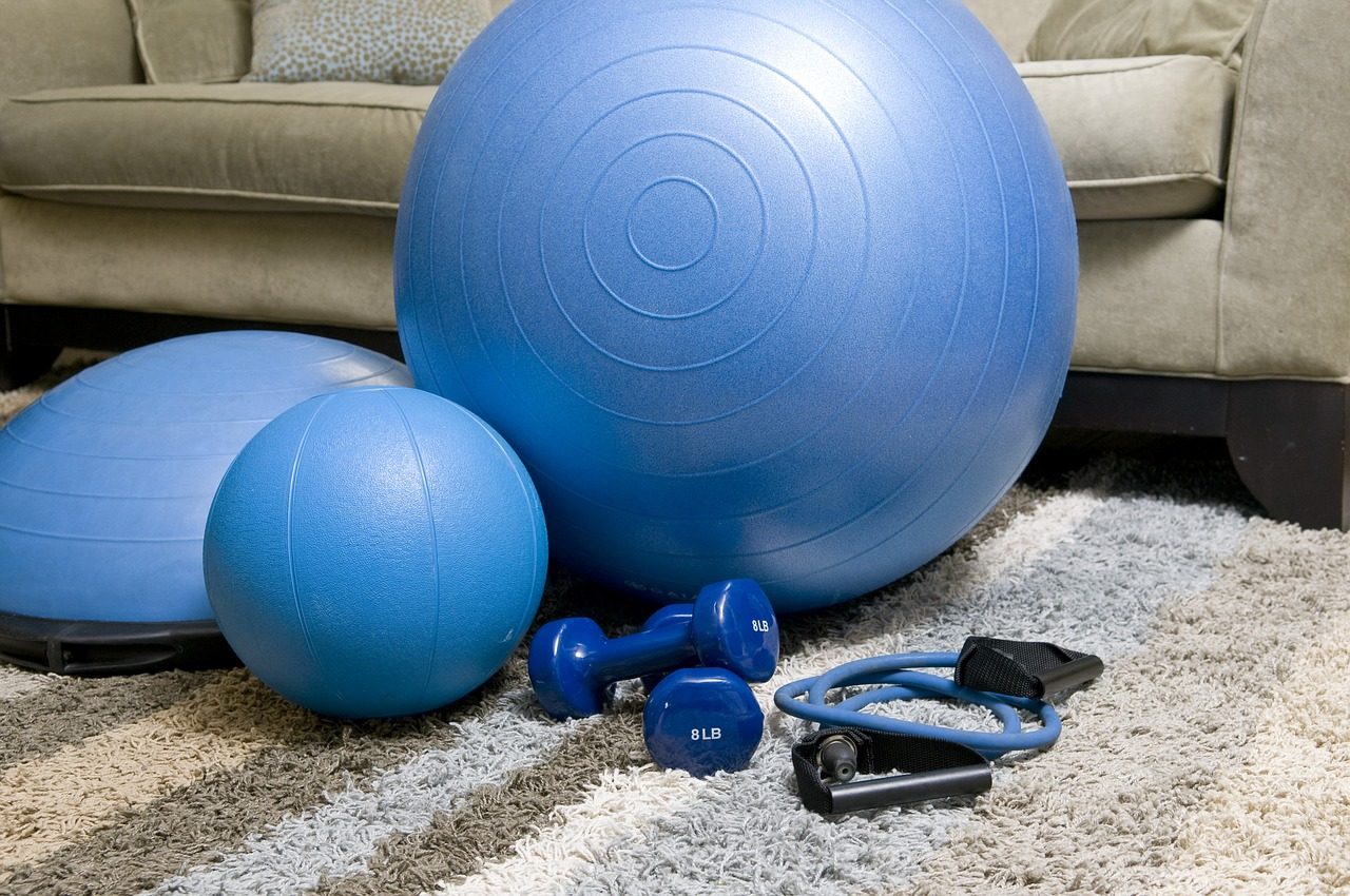 Exercising with My Toddler is a Workout