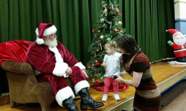 Dear Santa: From the Toddler Who Hates You