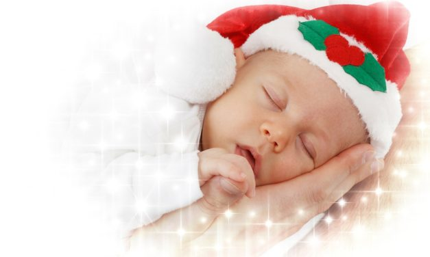 Tis the Season … Baby's First Christmas