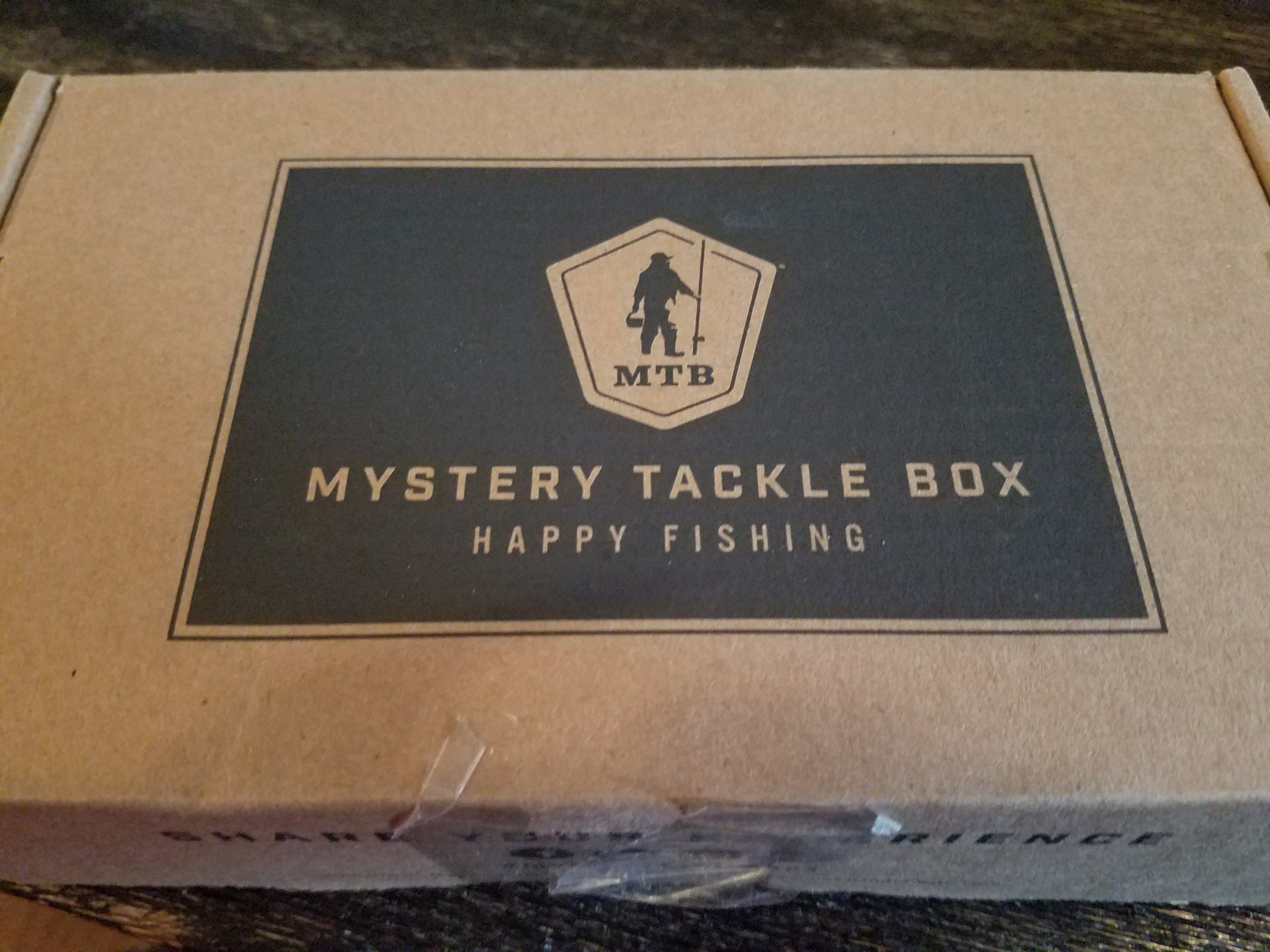 Mystery Tackle Box The Perfect Gift For The Fishermen