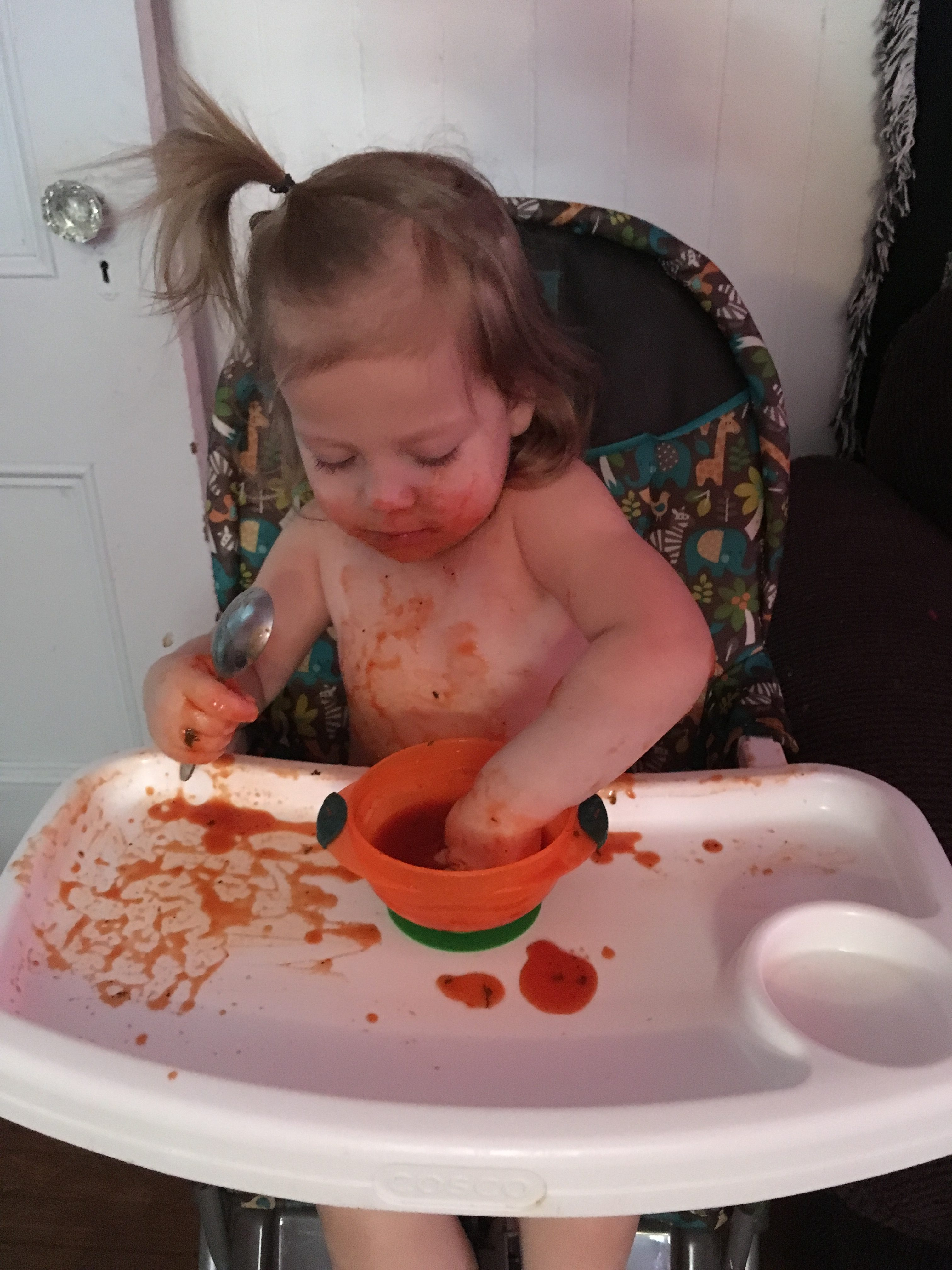 10 Mealtime Rules for my Toddler