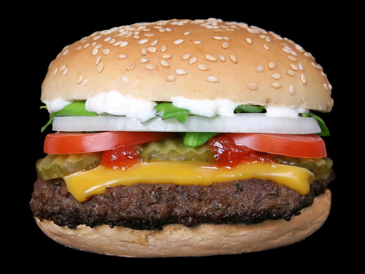 Paula Deen Ate A Cheeseburger