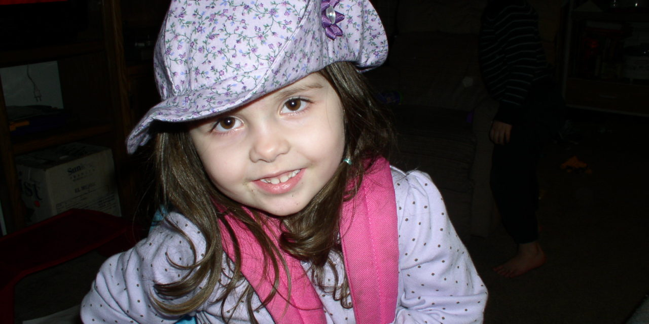 Quit Wrestling. Let Your Toddler Dress Herself