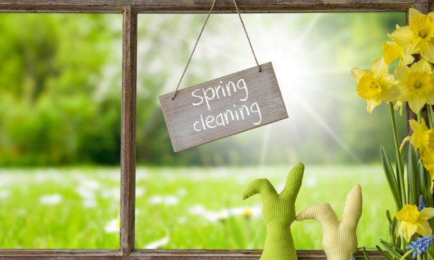 Ideas to Kickstart your Spring Cleaning