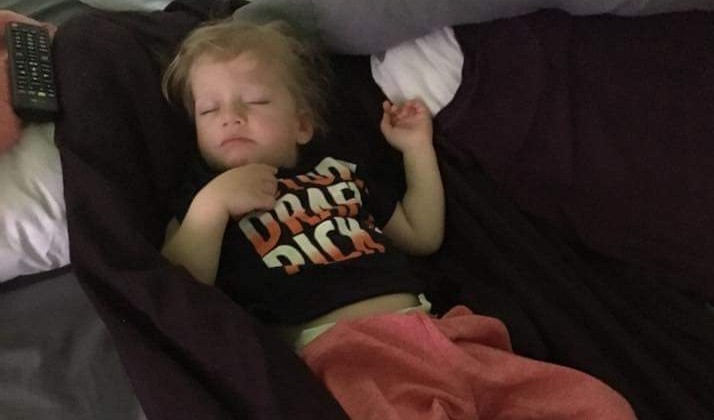 A Queen Size Bed is the Best Parenting Hack