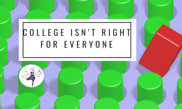 College Isn't Right for Everyone
