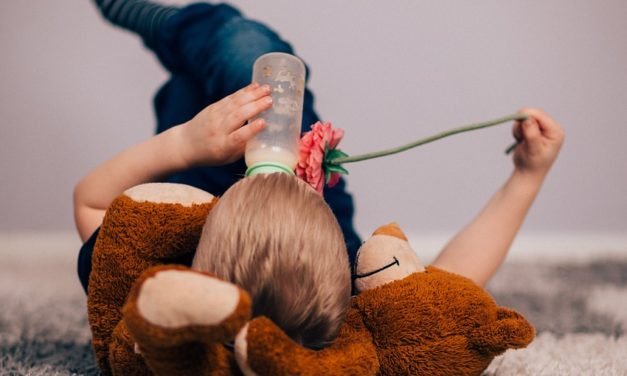 My Toddler Still Uses a Bottle and I'm Not Concerned