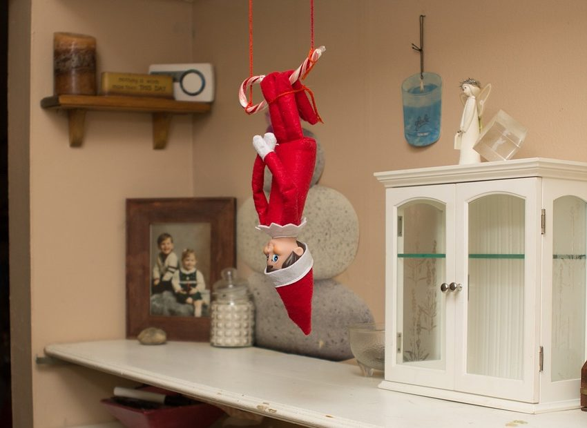 Elf on the Shelf is Stupid and I'm Tired of His Shit