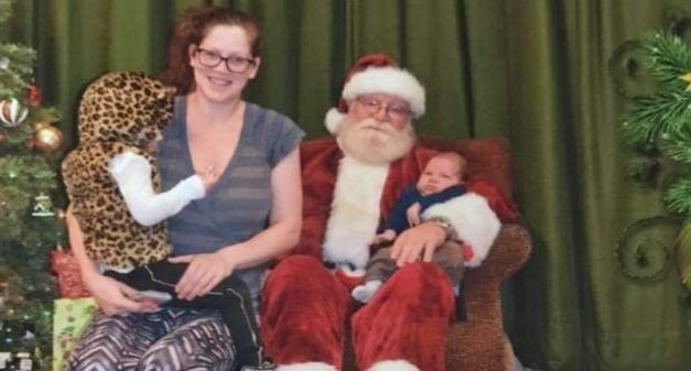 Don't Force Your Child to Sit on Santa's Lap