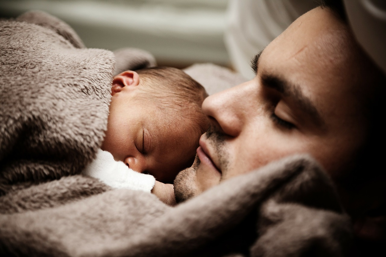 getting your child to sleep in their own bed
