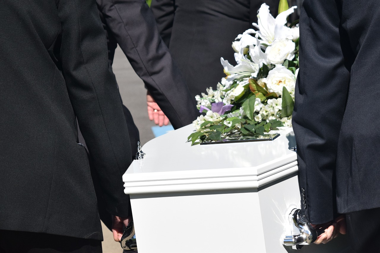 To Anti-Vaxxers: What Would You Say at a Funeral?