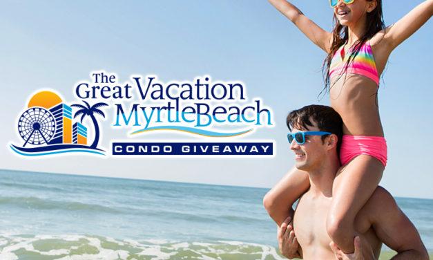 Win a Myrtle Beach Condo