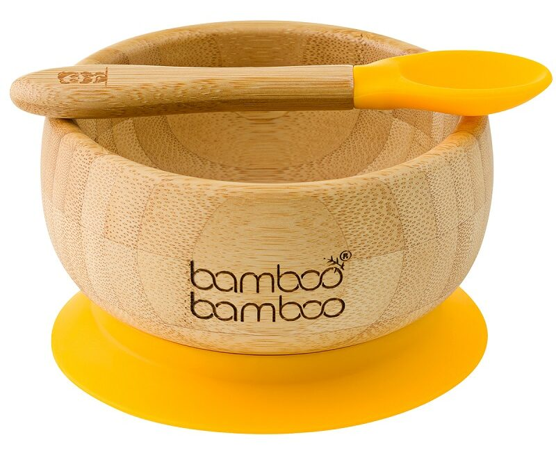 bamboo bamboo bowl